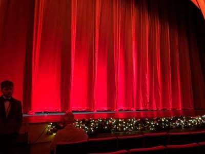 Radio City Music Hall section Orchestra 6