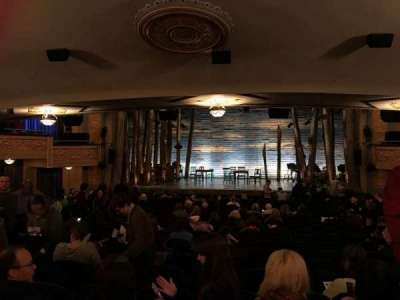 Gerald Schoenfeld Theatre section Standing Room