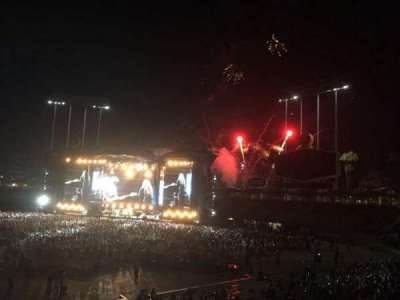 Dodger Stadium, section: 138LG, row: A, seat: 5