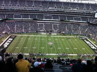 MetLife Stadium section 339