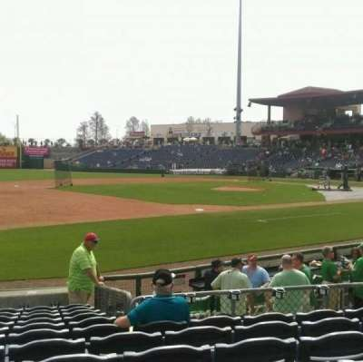 Spectrum Field, section: 118, row: 12, seat: 9