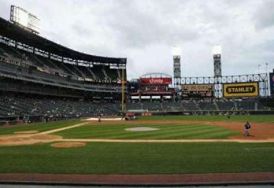 U.S. Cellular Field section 126