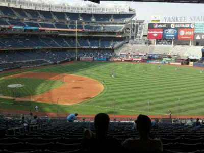 Yankee Stadium section 213