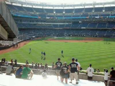 Yankee Stadium section 204
