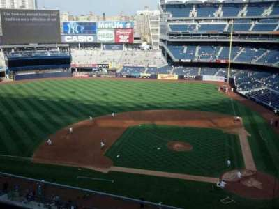 Yankee Stadium section 323