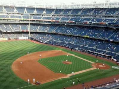Yankee Stadium section 327