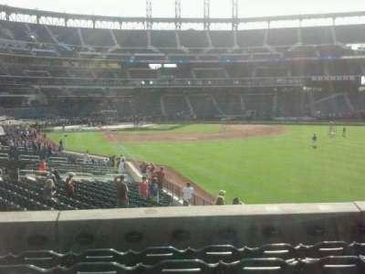 Citi Field, section: 104, row: 31, seat: 8