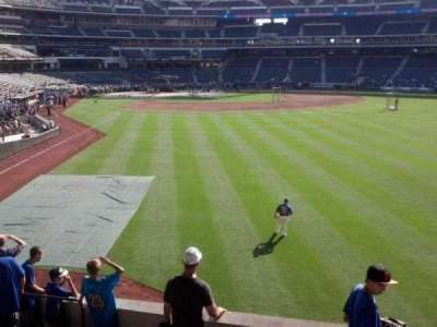 Citi Field, section: 102, row: 11, seat: 10