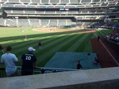 Citi Field, section: 132, row: 25, seat: 8