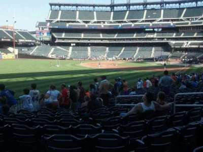 Citi Field section 130