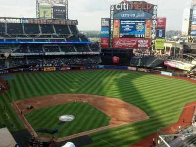 Citi Field, section: 511, row: 6, seat: 7