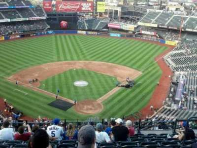 Citi Field section 515