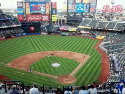 Citi Field, section: 516, row: 11, seat: 11