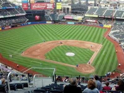 Citi Field, section: 517, row: 10, seat: 10