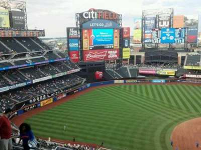 Citi Field section 522