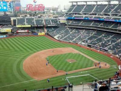 Citi Field, section: 523, row: 9, seat: 6