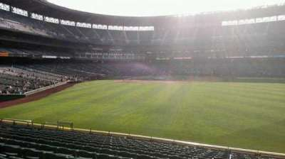 Safeco Field, section: 107, row: 36, seat: 5