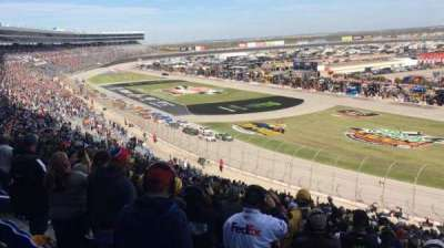 Texas Motor Speedway, section: PU118, row: 45, seat: 16