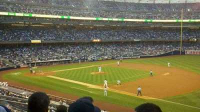Yankee Stadium, section: 213, row: 6, seat: 5