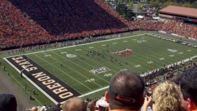 Reser Stadium, section: 226, row: 29, seat: 21