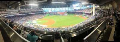 Marlins Park, section: S15, row: 3, seat: 7
