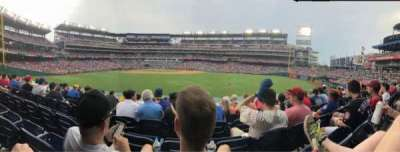 Nationals Park, section: 142, row: G, seat: 14