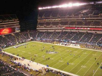 Lincoln Financial Field section 230