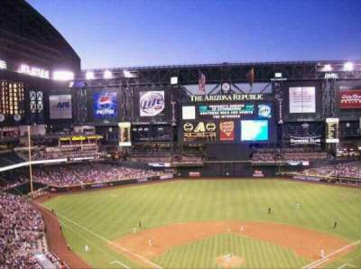 Chase Field section 316