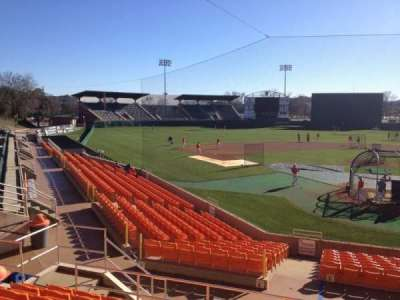 Doug Kingsmore Stadium section UF
