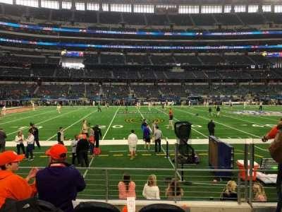 AT&T Stadium section C113