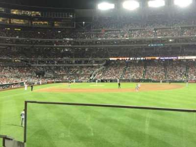 Nationals Park, section: 140, row: G, seat: 19