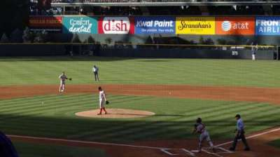 Coors Field, section: 132, row: 30, seat: 12