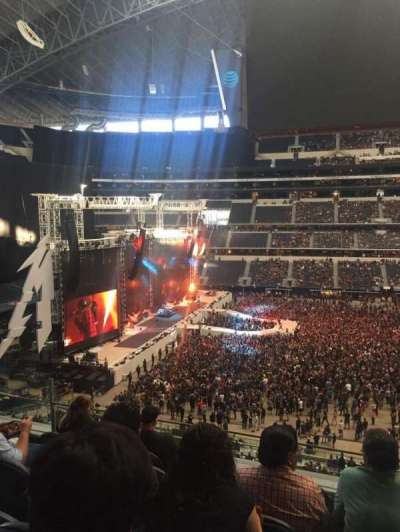 AT&T Stadium, section: C336, row: 6, seat: 15