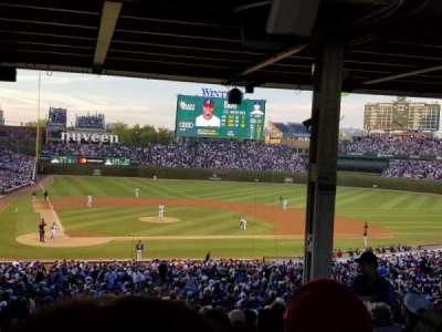 Wrigley Field, section: 226, row: 17, seat: 107