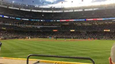 Yankee Stadium section 103