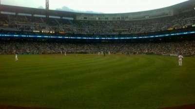 PNC Park, section: 138, row: A, seat: 11