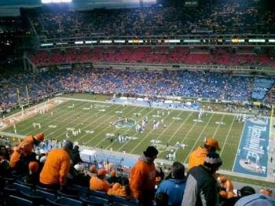 Nissan Stadium, section: 308, row: Z