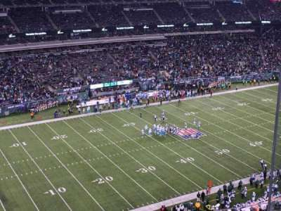 MetLife Stadium, section: 318, row: 12, seat: 10
