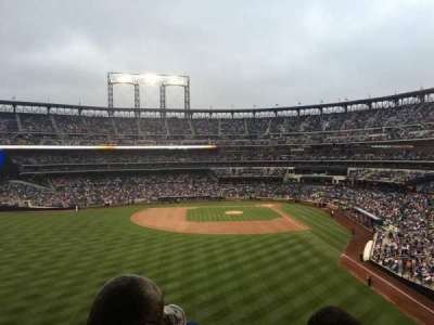 Citi Field, section: 334