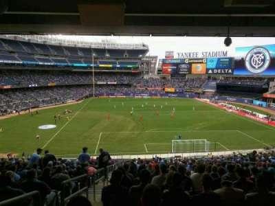 Yankee Stadium, section: 214A, row: 23, seat: 17