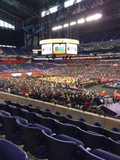 Lucas Oil Stadium, section: 235, row: 5, seat: 13