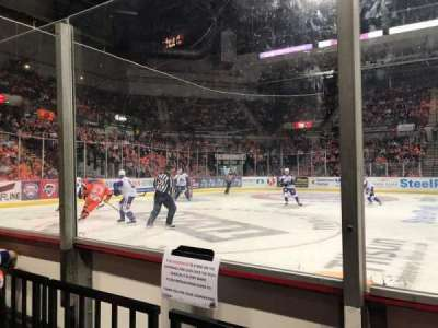 FlyDSA Arena section 116