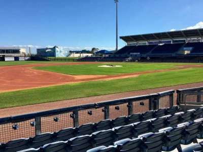 Charlotte Sports Park, section: 114, row: 6, seat: 9