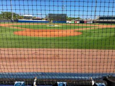 Charlotte Sports Park, section: 108, row: 2, seat: 6