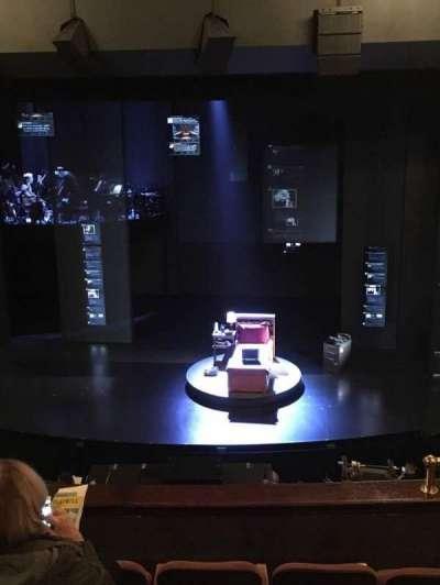 Music Box Theatre, section: MezzC, row: E, seat: 102