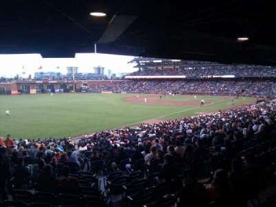 AT&T Park section 133