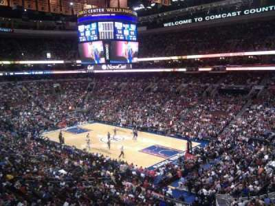 Wells Fargo Center section suite 32