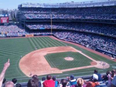 Yankee Stadium section 326