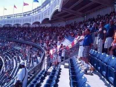 Yankee Stadium section 433