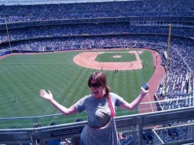 Yankee Stadium section 434a